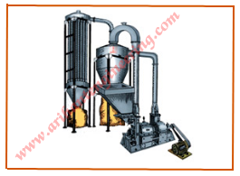 Chemical / Mineral Grinding Pulverizer Machines