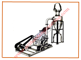 Semi Automatic Double Motor Pulverize Machines